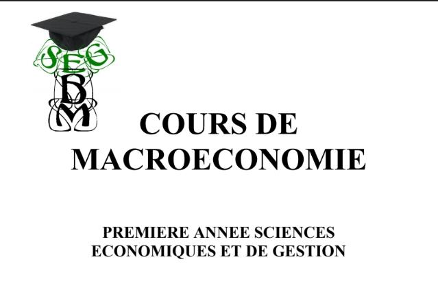macroéconomie S2
