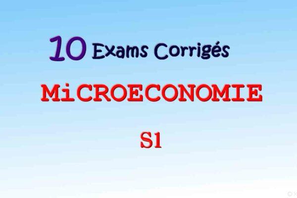 microeconomie s1 consommateur