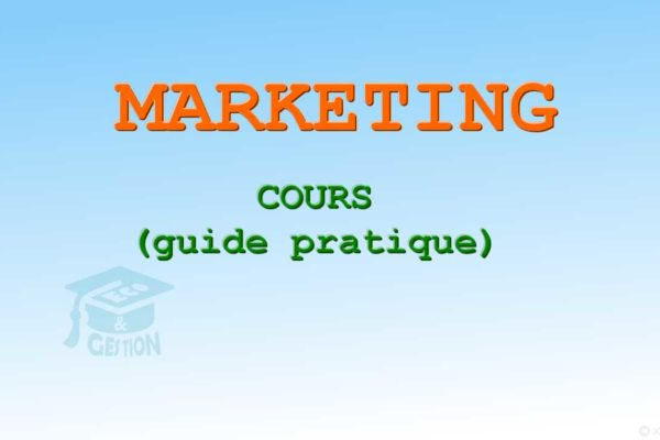 ce cours pratique de marketing