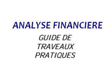 analyse financiere exercices corrigées maroc
