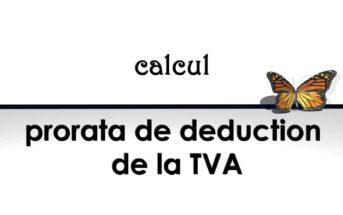 Comment calculer le Prorata