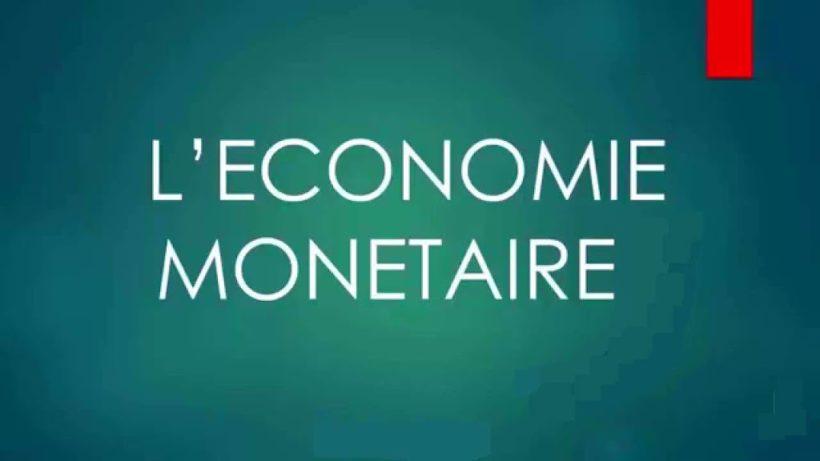economie monétaire s3 résumé