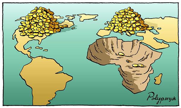 l'impact de la colonisation sur l'économie africaine
