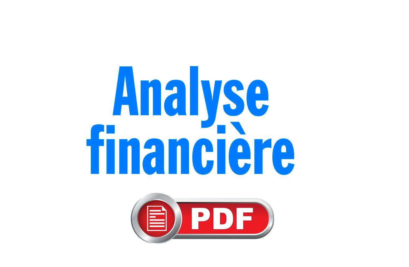 analyse financière cours