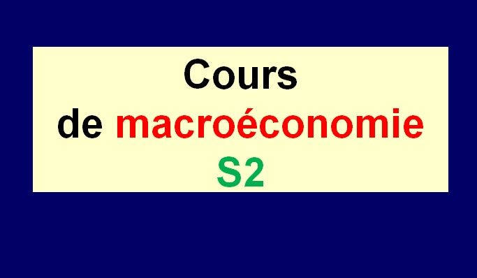 cours de macroeconomie s2