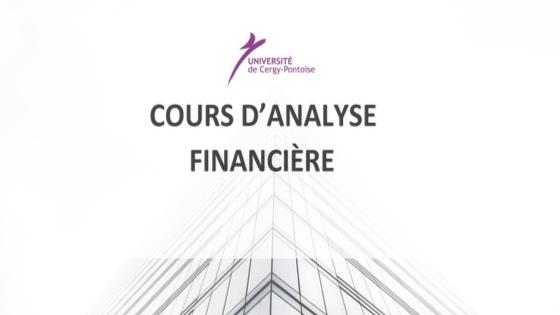 cours d'analyse financière l3