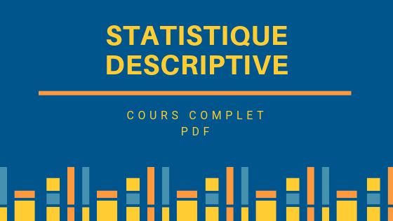 cours de statistique descriptive s1 [pdf]