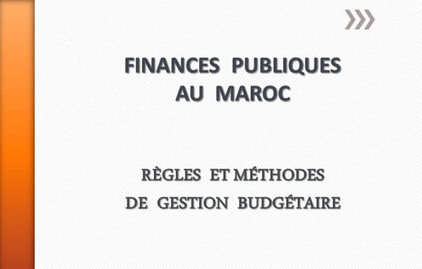 finance publique cours