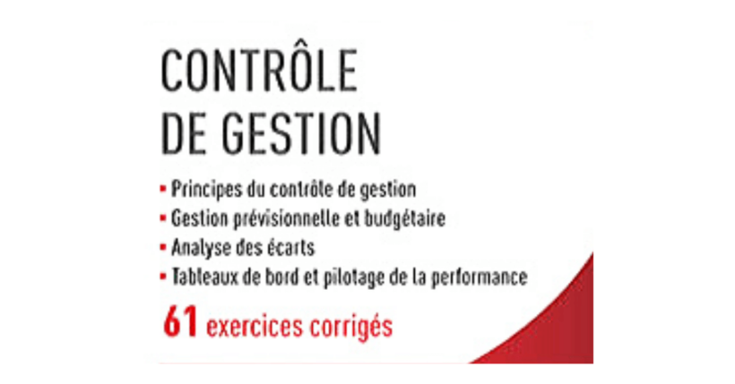 +60 exercices corrigés en contrôle de gestion PDF