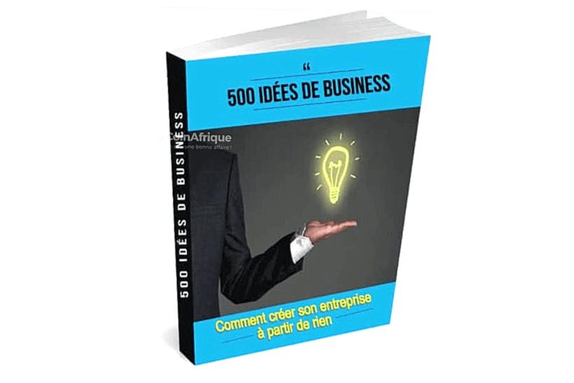 Livre 500 idées de projet pdf - Gratuit