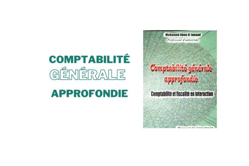 Livre de comptabilité générale approfondie pdf