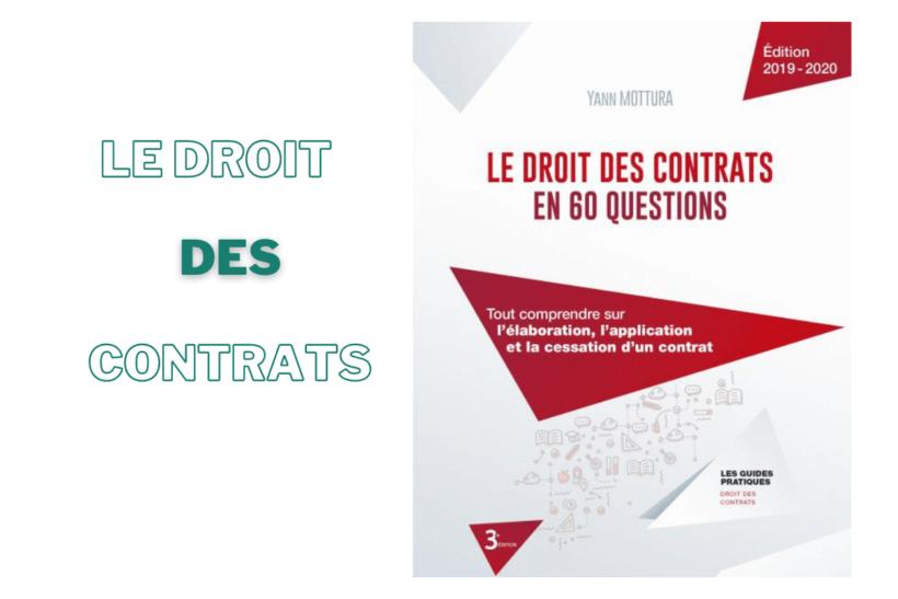 le droit des contrats en questions édition 2020