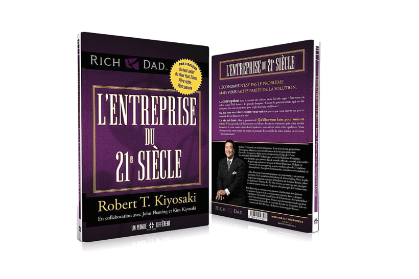 livre de L'entreprise du 21e siècle par Robert Kiyosaki