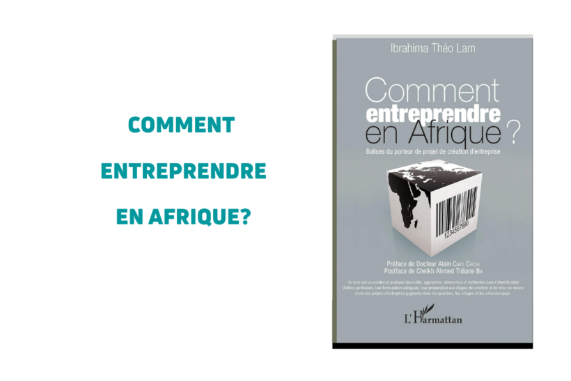 comment entreprendre en Afrique livre gratuit