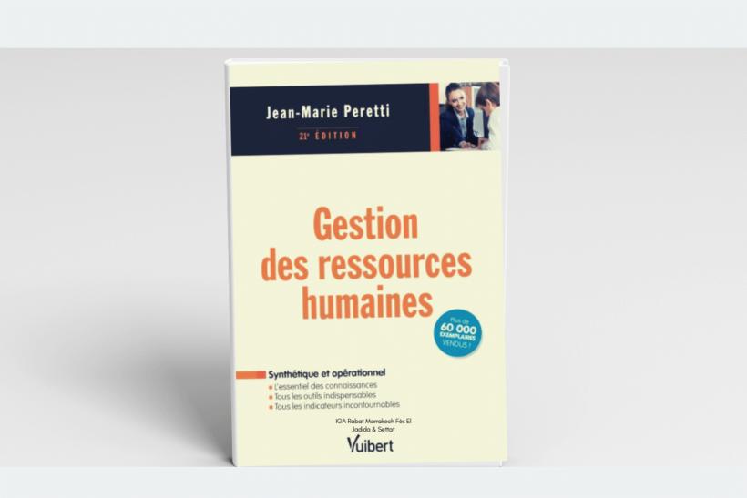Livre Gestion des ressources humaines PDF gratuit Vuibert 21 -ème édition