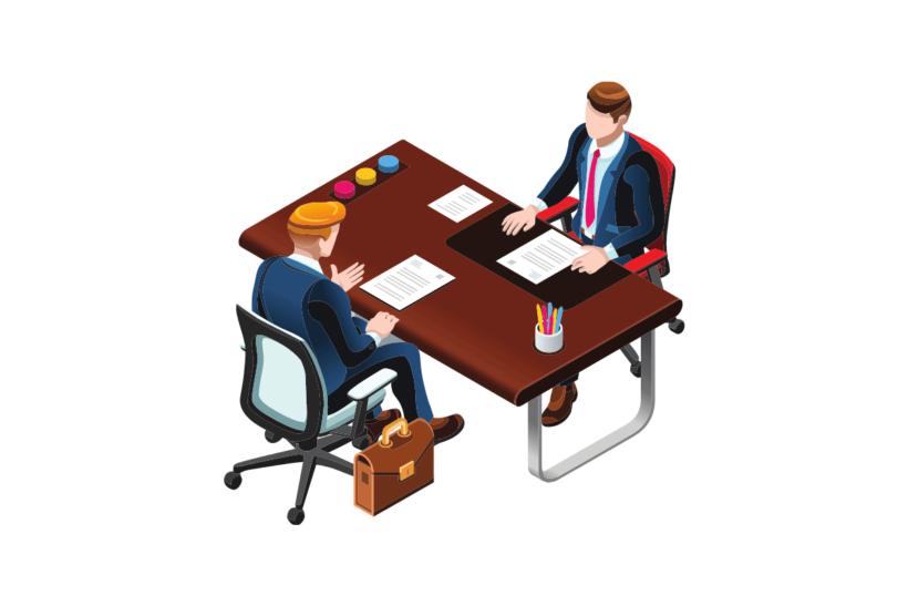 entretien d'embauche exemple de présentation