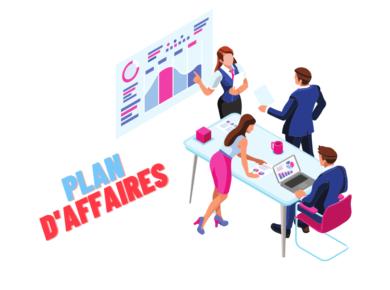 8 étapes pour réaliser un plan d'affaires