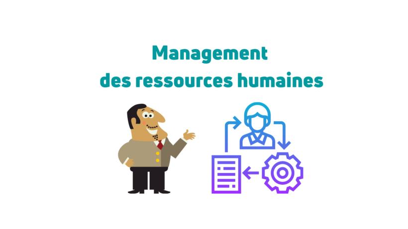 Le management des ressources humaines résumé